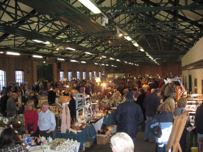 Antique & Collectables Fairs